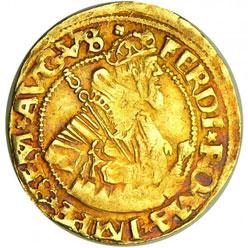 Thorn gold ducat