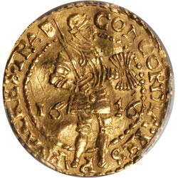 Utrecht 1646 ducat