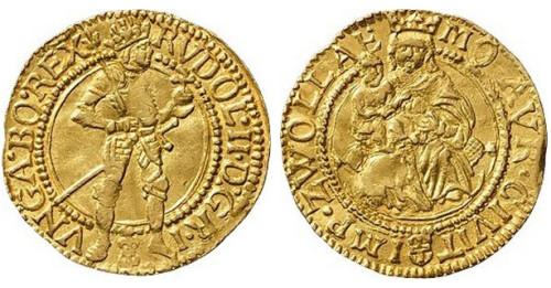 Zwolle ND ducat (Hungarian type) with RVDOL (source: www.schulman.nl)